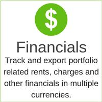 lease financials
