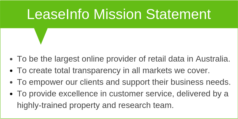 lease information systems mission