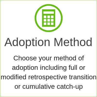 lease accounting adoption method