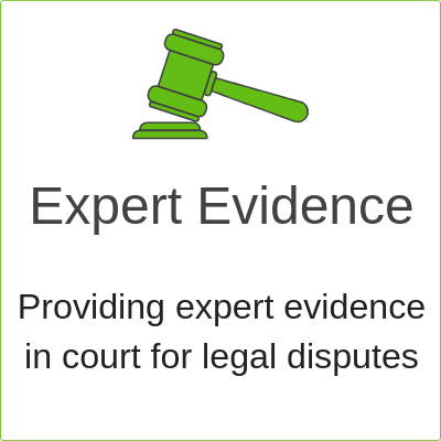 expert property evidence and leases