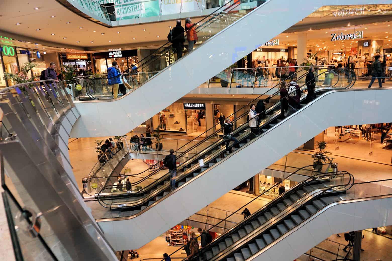 shopping centre australia leases
