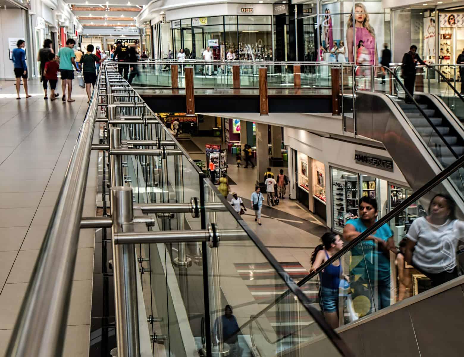 shopping centre in sydney